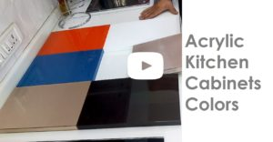 Acrylic Kitchen Cabinets Colors