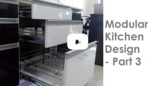 Modular Kitchen Design Part-3