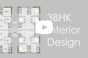 Raghuvir Star Galaxy Surat - 3BHK Interior Design Proposal