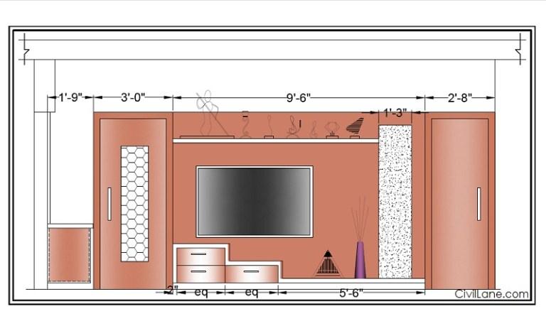 2D Interior Design Service | CivilLane