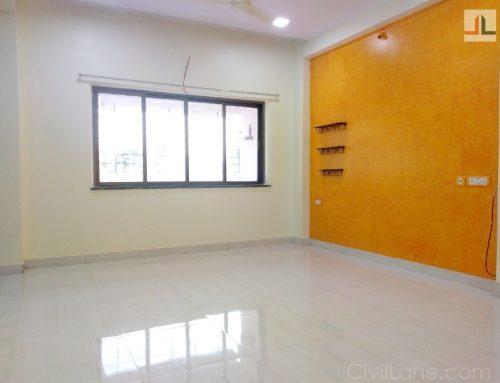 1rk converted 1bhk 300 square feet civillane - Estimation and costing in interior designing ...